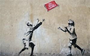 Banksy-No-Ball-Gam