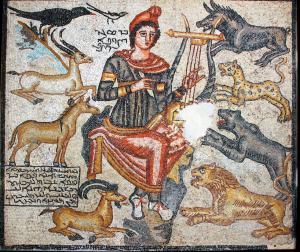 Urfa Orfeus Mozaiği