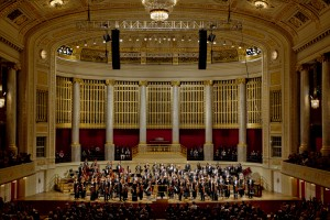 BİFO, Wiener Konzerthaus'da.