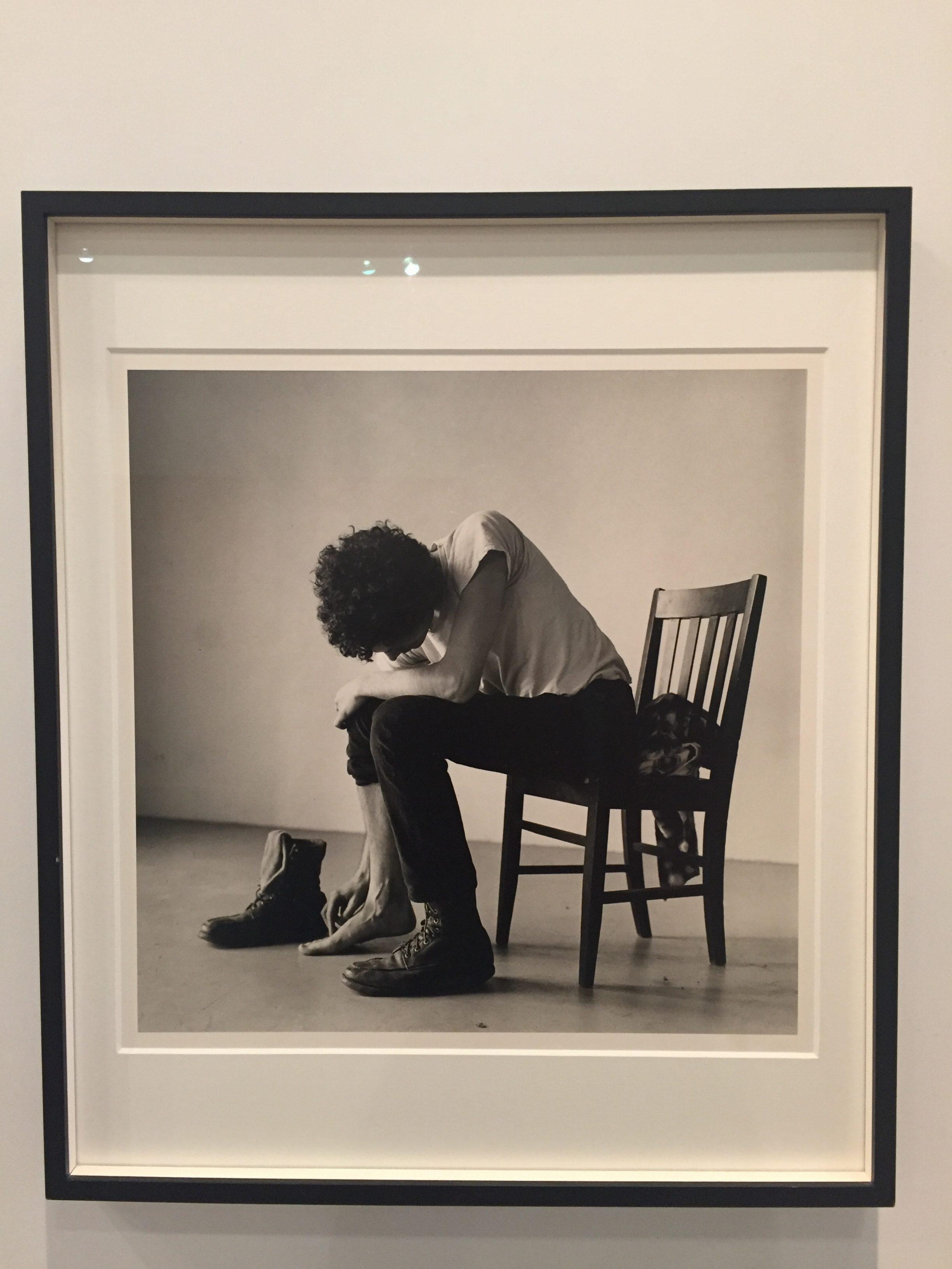Ari Meşulam koleksiyonundan Peter Hujar fotoğrafı.
