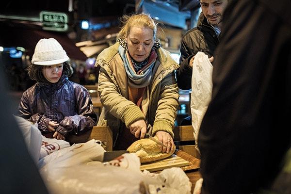 Ayşe Tükürükçü Fotoğraf: Şener Yılmaz Aslan
